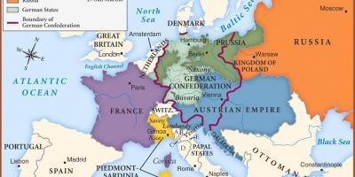 Wiedenska Mapa Mapy Wieden Austria